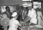 AHEPA Cooking locations 1958